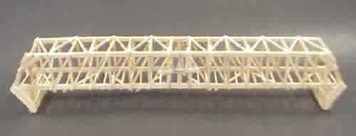 toothpick beam bridge